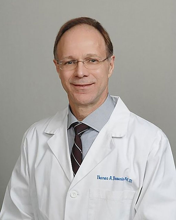 Thomas Browning, MD
