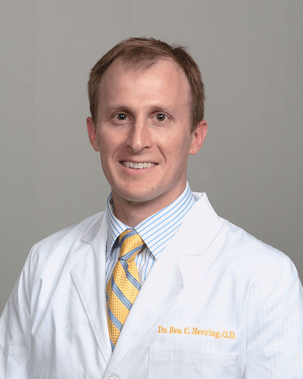 Benjamin Herring, OD | Tennessee Eye Care