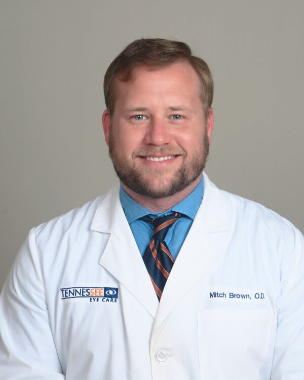 Mitch Brown, OD | Tennessee Eye Care